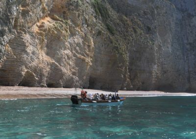 Boat rental Corfu