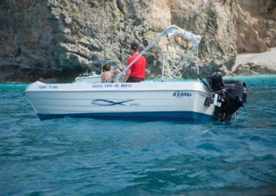 Gnema Boat